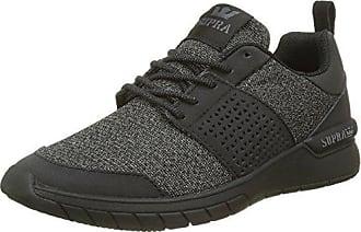 Supra Catori, Zapatillas para Mujer, Negro (Black-White), 38.5 EU