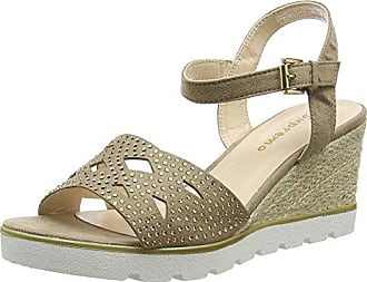 Zapatos plateado Supremo para mujer