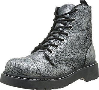 Damen 416-6358 Serpent Métallique Pu Buffle Stiefel