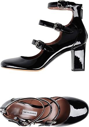 Sandales montantes en daim ReedTabitha Simmons