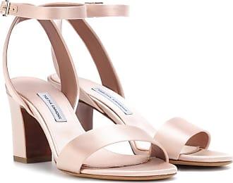 Sandales rayées à brides croisées ConnieTabitha Simmons