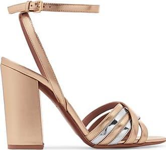 Sandales en cuir Leticia FrillTabitha Simmons