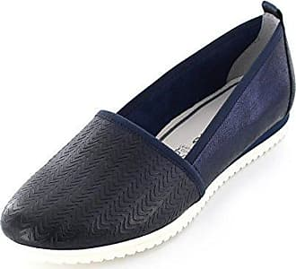 23616, Mocassins (Loafers) Femme, Marron (Chestn.Pull Up), 40 EUTamaris