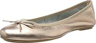22165, Ballerines Femme, Rose (Rose Metallic 952), 36 EUTamaris