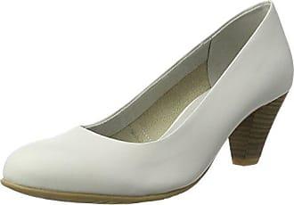 22479, Escarpins Femme, Blanc (White Patent), 41 EUTamaris