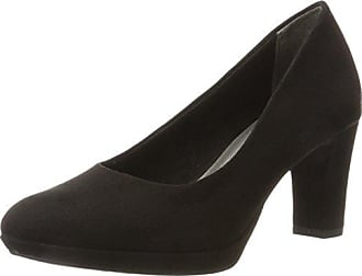 22465, Escarpins Femme, Noir (Black Patent), 37 EUTamaris