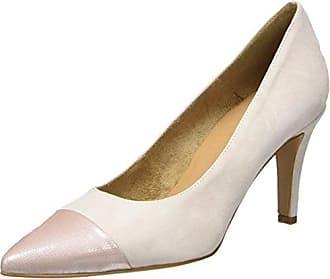 22301, Zapatos de Tacón Para Mujer, Rosa (Rose Glam), 36 EU Tamaris