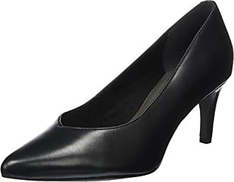 22468, Escarpins Femme, Noir (Black Leather), 39 EUTamaris