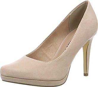 Tamaris 22116, Zapatos de Tacón Para Mujer, Rosa (Rose Leather), 40 EU