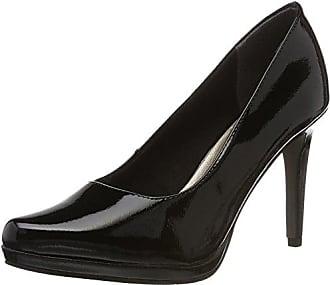 22403, Escarpins Femme, Noir (Black Patent 018), 40 EUTamaris