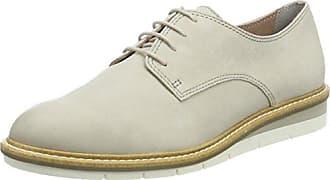 Tamaris 23214, Zapatos de Cordones Oxford para Mujer, Marrón (Cigar Patent), 39 EU