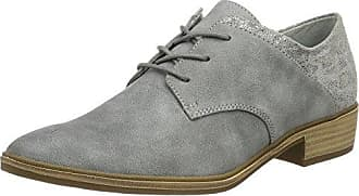 Tamaris 23208, Oxfords Femme, Bleu (Denim 802), 39 EU