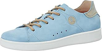 Tamaris 23775, Zapatillas Para Mujer, Azul (Navy 805), 41 EU