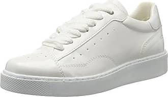 Tamaris 23633, Zapatillas para Mujer, Blanco (White Valentin), 38 EU