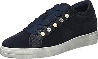 24661, Sneakers Basses Femme, Noir (Black 001), 40 EUTamaris