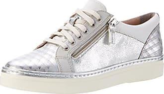 Tamaris 23605, Zapatillas para Mujer, Plateado (Silver Comb), 38 EU