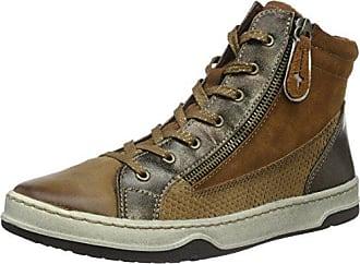 Tamaris 23633, Zapatillas Para Mujer, Beige (Khaki Military), 40 EU