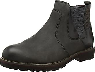 Womens 25300 Chelsea Boots, Blue (Navy 805), 7 UK Tamaris