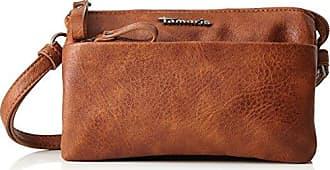 Damen Franca Crossbody Bag M Umhängetasche, Braun (Cognac), 18x6x21 cm Tamaris