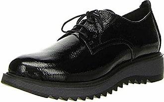 Tamaris Damen Schnürschuhe Schwarz, Schuhgröße:EUR 41