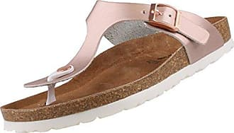 Tamaris Damen Zehentrenner Rosé Gold, Schuhgröße:EUR 41