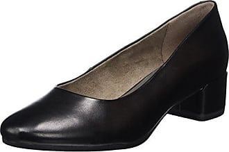 Womens 22465 Closed Toe Heels, Black, 3 UK Tamaris