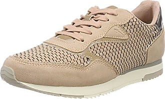 Tamaris 23718, Sneakers Basses Femme, Marron (Chocolate Comb), 37 EU