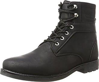 LLOYD Lloyd Herren Schnürer - Zapatos de cordones de Piel para hombre negro negro, color negro, talla 10,5 UK