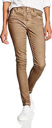 Tantra Shaded Jeans - Vaqueros para mujer, color beige, talla XL