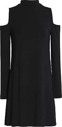Tart Collections Woman Addilyn Stretch-modal Jersey Mini Dress Black Size S Tart Collections