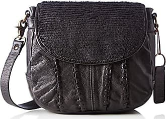 Td0113a, Womens Backpack Handbag, Grau (Anthrazit), 13.5x35x36.5 cm (B x H T) Taschendieb