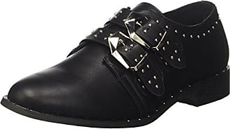 Tata Italia Mujer 9391c-2 Zapatos - Derby Negro Size: 39