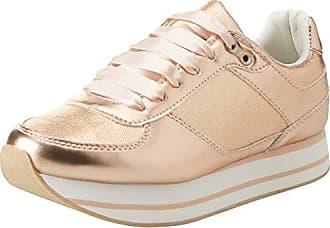 Tata Italia J16190, Sneaker Infilare Donna, Bianco, 37 EU