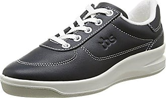 Sneakers Estate casual blu navy con stringhe per donna Henley