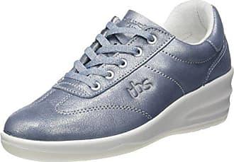 TBS Technisynthese Anyway B7, Zapatillas de Deporte Exterior para Mujer, Bleu (Encre Arctique), 38 EU