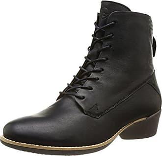 TBS - Zapatos de cuero para mujer, Marrón (Braun), 36