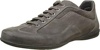 Polshoe, Zapatos de Cordones Oxford para Hombre, Blanco (Blanc 007), 43 EU TBS