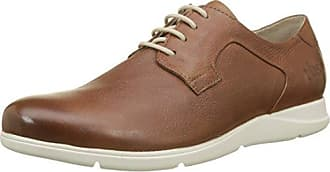 TBS Elliass, Zapatos de Cordones Derby para Hombre, Azul (Denim 062), 43 EU