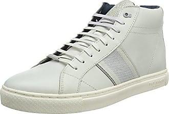 Dannez, Zapatillas para Hombre, Blanco (White Ffffff), 43 EU Ted Baker