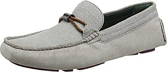 Malmo, Mocassini Uomo, Multicolore (Dark Grey), 40 EU Warmbat
