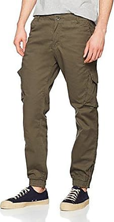 Chino Stretch, Pantalones para Hombre, Gris (Phantom 109A), Tallas De Fabricante: 30 Teddy Smith