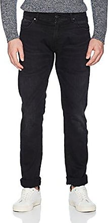 Mens Marlon Used Straight Jeans Teddy Smith