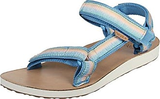 Teva Original Universal Ombre Sandals Women Ceramic Blue Schuhgröße US 9