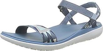 Womens Terra-Float Stella Lux Ws Athletic Sandals Brown Size: 38Teva
