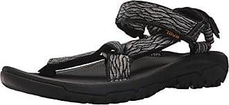 Teva Universal Slide Leather Schwarz, Damen Sandale, Größe EU 43 - Farbe Black Damen Sandale, Black, Größe 43 - Schwarz