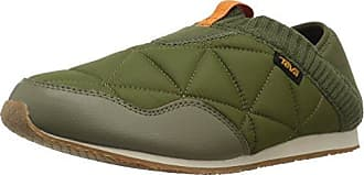 Teva Ember Moc, Sneaker Uomo, Verde (Winter Moss), 47 EU