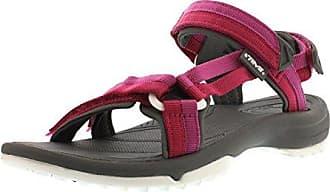 Terra Fi 4 Ws 8785 - Sandalias para mujer, color rojo, talla 36 EU (3 Damen UK) Teva