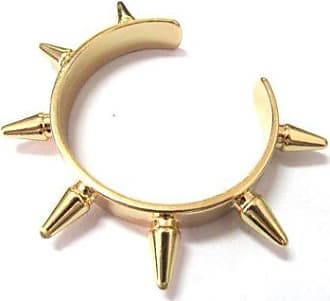 Vintage Gothic Spike Rivet Cuff Open Bangle The Fashion Bible