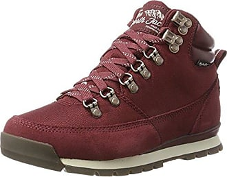 The North Face Damen Mountain Sneaker Trekking-& Wanderstiefel, Mehrfarbig (TNF Black/TNF White), 37 EU