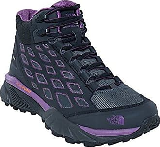 The North Face Endurus Mid Hike Gtx® Grau, Damen Gore-Tex® Wanderschuh, Größe EU 40 - Farbe Phantom Grey-Wood Violet Damen Gore-Tex® Wanderschuh, Phantom Grey - Wood Violet, Größe 40 - Grau